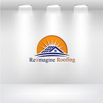 Reimagine Roofing Logo - Entry #212