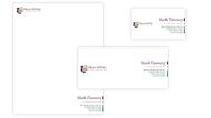 Business Card, Letterhead & Envelope Logo - Entry #17