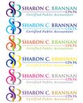 Sharon C. Brannan, CPA PA Logo - Entry #131