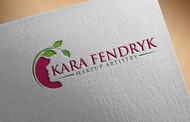 Kara Fendryk Makeup Artistry Logo - Entry #15