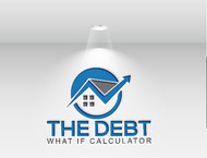 The Debt What If Calculator Logo - Entry #75