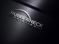 Rubberneck Printing Logo - Entry #29