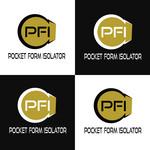 Pocket Form Isolator Logo - Entry #193