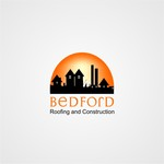 Bedford Roofing and Construction Logo - Entry #73
