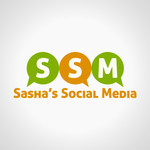 Sasha's Social Media Logo - Entry #131