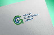 Impact Consulting Group Logo - Entry #334