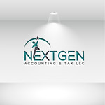 NextGen Accounting & Tax LLC Logo - Entry #45