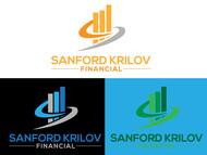Sanford Krilov Financial       (Sanford is my 1st name & Krilov is my last name) Logo - Entry #562