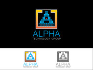 Alpha Technology Group Logo - Entry #134