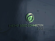 Hemp Seed Connection (HSC) Logo - Entry #157