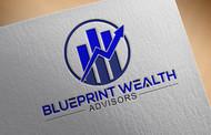 Blueprint Wealth Advisors Logo - Entry #494
