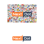 Next Dot Logo - Entry #389