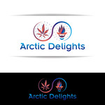 Arctic Delights Logo - Entry #19