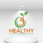 Healthy Livin Logo - Entry #566