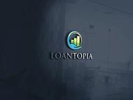 Loantopia Logo - Entry #21