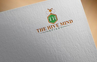 The Hive Mind Apiary Logo - Entry #5
