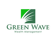 Green Wave Wealth Management Logo - Entry #406