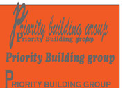 Priority Building Group Logo - Entry #233