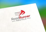 Roadrunner Rentals Logo - Entry #171