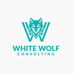 White Wolf Consulting (optional LLC) Logo - Entry #62