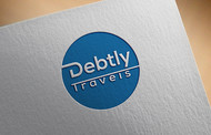 Debtly Travels  Logo - Entry #146