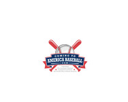 ComingToAmericaBaseball.com Logo - Entry #36