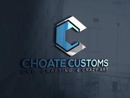 Choate Customs Logo - Entry #473
