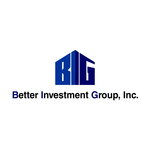 Better Investment Group, Inc. Logo - Entry #260