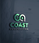 CA Coast Construction Logo - Entry #44