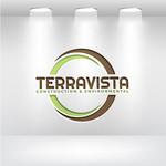 TerraVista Construction & Environmental Logo - Entry #389