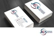 jcs financial solutions Logo - Entry #432