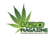 420 Magazine Logo Contest - Entry #34