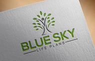 Blue Sky Life Plans Logo - Entry #83