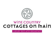 Wine Country Cottages on Main Logo - Entry #58