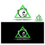 SILENTTRINITY Logo - Entry #242