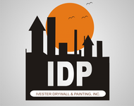IVESTER DRYWALL & PAINTING, INC. Logo - Entry #167