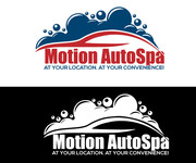 Motion AutoSpa Logo - Entry #286