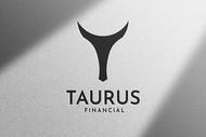 "Taurus Financial (or just ""Taurus"") Logo - Entry #165"