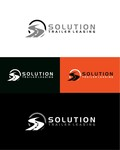 Solution Trailer Leasing Logo - Entry #114