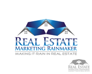Real Estate Marketing Rainmaker Logo - Entry #29