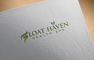 Float Haven Health Spa Logo - Entry #17