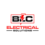 BLC Electrical Solutions Logo - Entry #294