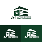 A1 Warehousing & Logistics Logo - Entry #112