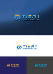 Tier 1 Products Logo - Entry #239