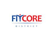 FitCore District Logo - Entry #115