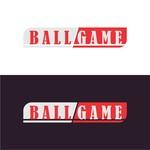 Ball Game Logo - Entry #42