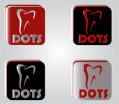 dots, the tooth fairy Logo - Entry #12