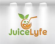 JuiceLyfe Logo - Entry #163