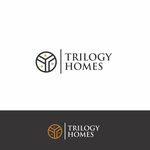 TRILOGY HOMES Logo - Entry #113