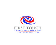 First Touch Travel Management Logo - Entry #73